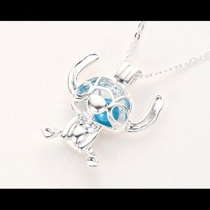 Jewelry - COPY - SALE Disney Stitch Wish pearl pendant neck…